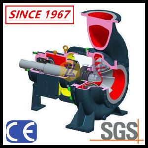 Pompa chimica a temperatura elevata di industria resistente dell'abrasione