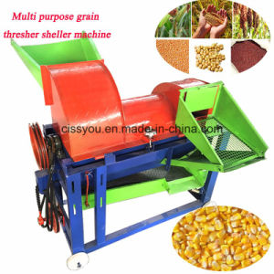 Utilisation agricole modèle décortiqueur MINI Maïs Le maïs et de la machine de la batteuse