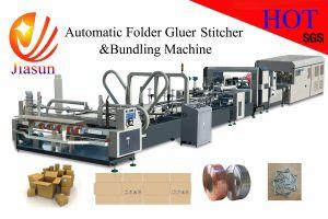 De automatische het Nieten en het Bundelen Lopende band van de Machine