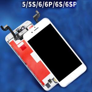 Schermo di tocco dell'affissione a cristalli liquidi del telefono mobile di qualità del AAA per l'Assemblea di Diditizer dello schermo di visualizzazione dell'affissione a cristalli liquidi di iPhone 6g 6s 6sp 7g 7g