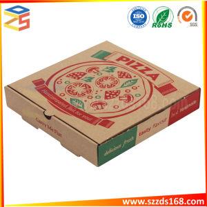 Настраиваемые гофрированный картон пиццу в салоне