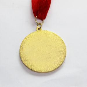 스티커와 Ap를 가진 메달