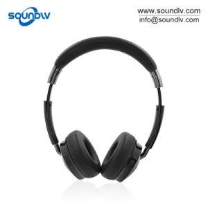 耳の無線Bluetoothで試しはヘッドセットのステレオのイヤホーンのヘッドホーンを遊ばす
