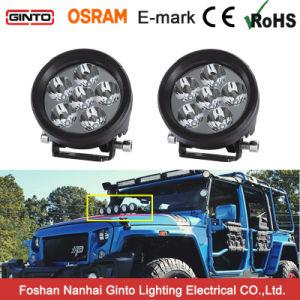 18W phare de travail LED Osram Offroad faisceau spot lampe de conduite