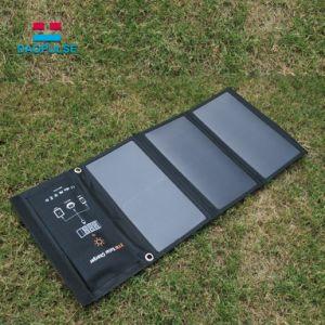 USB складной панели зарядного устройства для батарей солнечной энергии солнца Банка по мобильному телефону