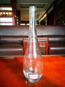 bottiglia di vetro 700ml/cristalleria/bottiglia di vetro della vodka