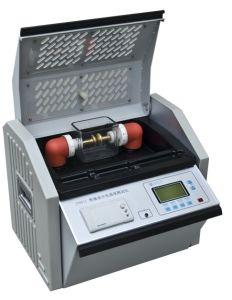 Aceite de transformador de voltaje de ruptura (BDV) Probador/transformador sumergidos en aceite purificador/aceite/máquina de filtración de aceite/aceite/filtro de aceite de máquina de purificación de la máquina