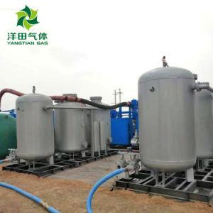 オイル及びガス産業のための窒素の発電機システム