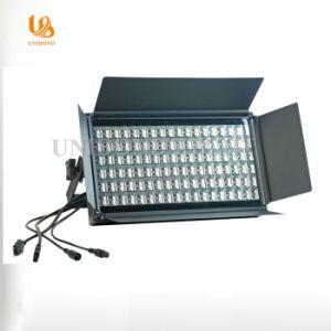108PCS LEDの軽い段階のGoundの空の背景幕ライト