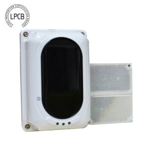 Lpcbは赤外線線形反射のビーム煙探知器を承認した