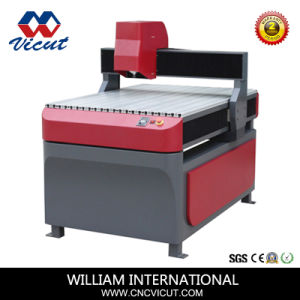 CNC機械を作る1.5kw中国スピンドル6090広告の印