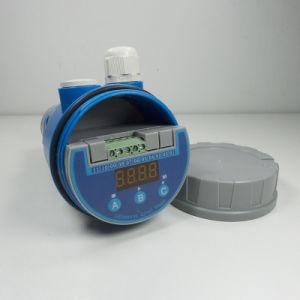 超音波センサーの水位