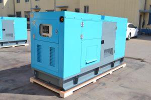 Super Générateur Diesel De type silencieux 120kVA