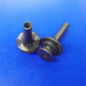 Asta cilindrica di ceramica del buon dell'isolamento di prestazione Buy rotativo Si3n4 di durezza