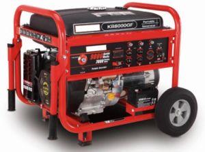 7500W Venta caliente Generador Gasolina