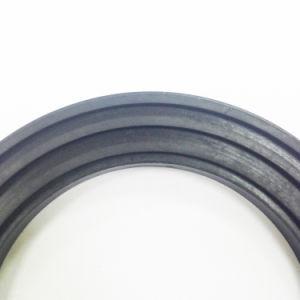 Moldeado de medida de alta calidad junta plana de los sellos de goma fina