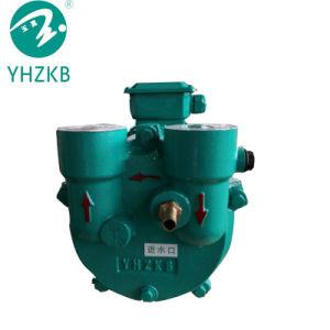 Anneau liquide fiable en eau pompe à vide
