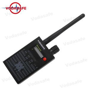 Hohe Empfindlichkeits-drahtloser Signal-Detektor, drahtloser Kamera-Detektor der HF-Signal-Detektor-Bedeckung-2g 3G 4G GPS 1.2/2.4GHz, drahtloses Sicherheits-Warnungssystem