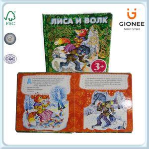 Eco-Friendly Livro de Histórias Crianças Impresso Personalizado