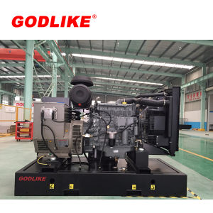 세륨 Deutz 엔진을%s 가진 ISO에 의하여 증명되는 100kVA 디젤 엔진 발전기 세트