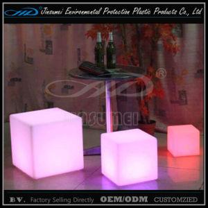 20cm Cube iluminação de LED com material de PE a preços de fábrica