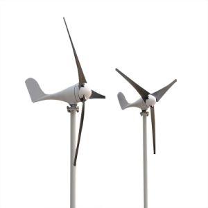 5 방수 책임 관제사를 가진 잎 400W 12V24VDC 바람 터빈 발전기