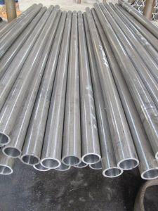 Estirados a frio de tubos de aço não ligado