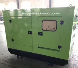 80kVA 64KW de Potência Principal Perkin Sient gerador diesel de Dossel
