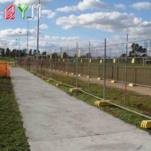 Maillon de chaîne de clôtures temporaires Mobile clôture de piscine