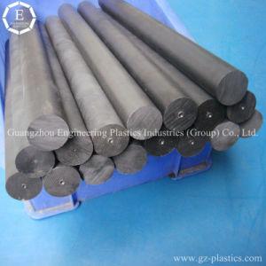 Hastes de material plástico de alta qualidade redondo de plástico de PVC Bar