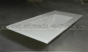 La conception populaire Salle de Bain lavabo du bassin du Cabinet de la céramique avec filigrane