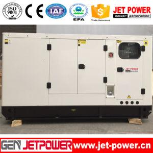 24kw 침묵하는 전기 디젤 엔진 발전기 30kVA 발전