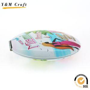 Mode Pocket métalliques décoratifs miroir cosmétique pour dame
