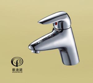 Oudinuoの真鍮の単一のレバーの洗面器のミキサー67111