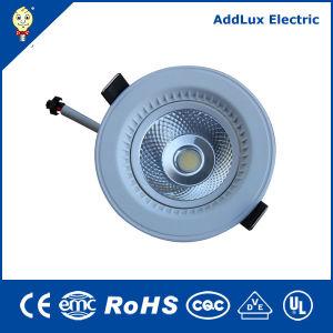 Saso UL CE RoHS réglable 3W 5W 7W 10W vers le bas de la lampe à LED de rafles fabriqués en Chine pour les Entreprises & Home Eclairage intérieur de la meilleure usine de gros