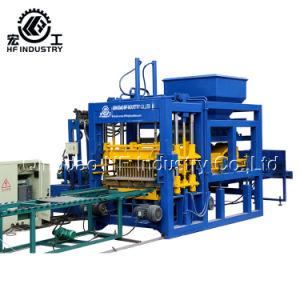 8-15 Qt Pavimentadora de concreto totalmente automático bloco Hydraform Máquina máquina para fazer blocos ocos