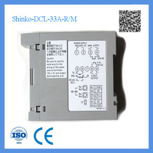 Regolatore di temperatura di Shinko Dcl-33A-R/M per controllo di temperatura di piccolo macchinario