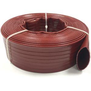 Drenagem industrial de alta pressão ficar nivelada para Serviço Pesado do tubo de borracha de transferência de águas mineiras 2bar a 15 bar