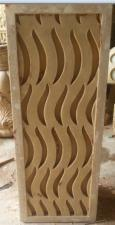 het Beeldhouwwerk die van Polyresin van de manier Decoratie Relievo snijden
