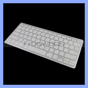 Drahtlose Bluetooth Tastatur für Apple Mac iPad iPhone
