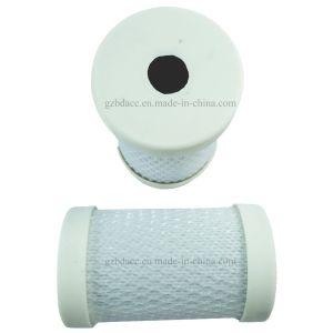 Toca sinterizado purificador de cartucho de filtro de bloque de carbono (KR-012)