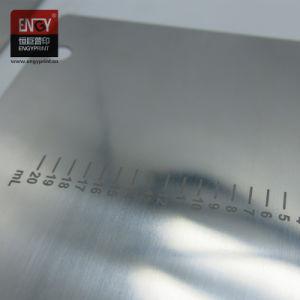 진부한 표현 격판덮개를 인쇄하는 스테인리스 구멍을 뚫은 강철 부속 얇은 패드