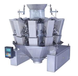 De kleverige Wegende Machine van de Combinatie van Multihead van Producten