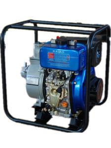 '' pompa ad acqua diesel portatile di potenza 2 per irrigazione