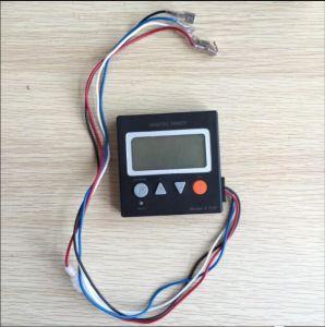 6V e 12V eletrônica digital Universal Temporizador do interruptor LED