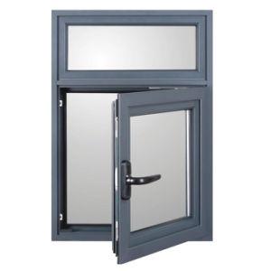 中国の製造業者の直売のアルミニウム開き窓のWindows