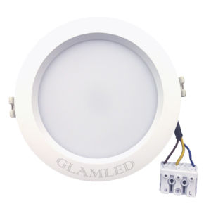 1050lm 12W SMD LED Down Light, PF: 0.95