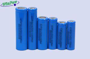 Navulbare Cilindrische lithium-IonenBatterij 18650