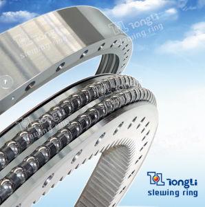 La bola de acero de doble hilera de cojinete de deslizamiento con la norma ISO 9001 para grúa