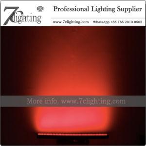 La barra de LED Blackdrop RGBWA 24 LED bañador de pared iluminación DJ